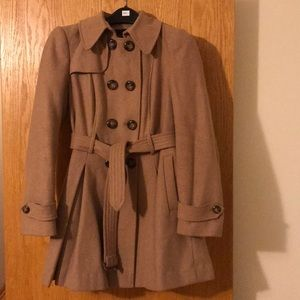 Moda Camel Colored jacket - Size 6